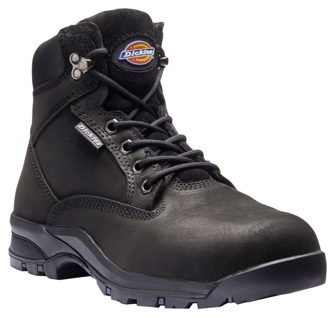 Safety Boot, Nubuck Cow Leather