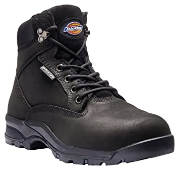 84773a2d78f Dickies Womens/Ladies Corbett Leather Composite Toe Cap Safety Boot
