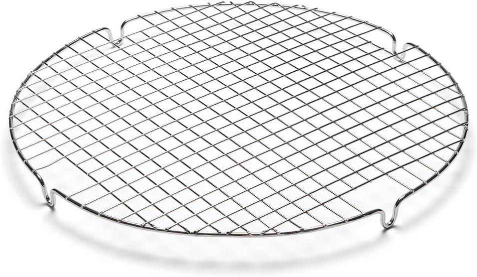 1 Ancienne grille de refroidissement tartes et pâtisserie centre de table 32 cm