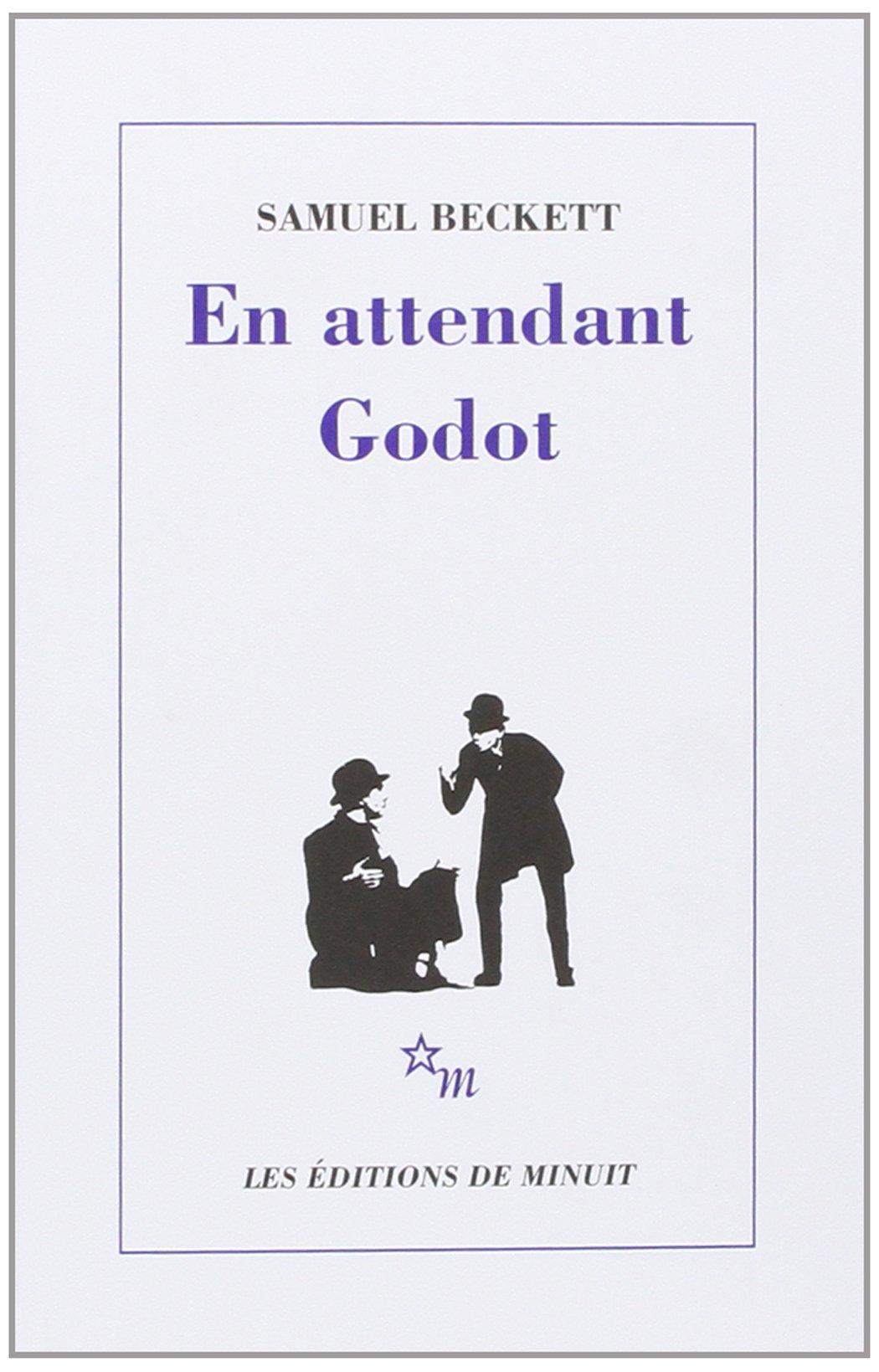 En Attendant Godot (French Edition): Samuel Beckett: 9782707301482