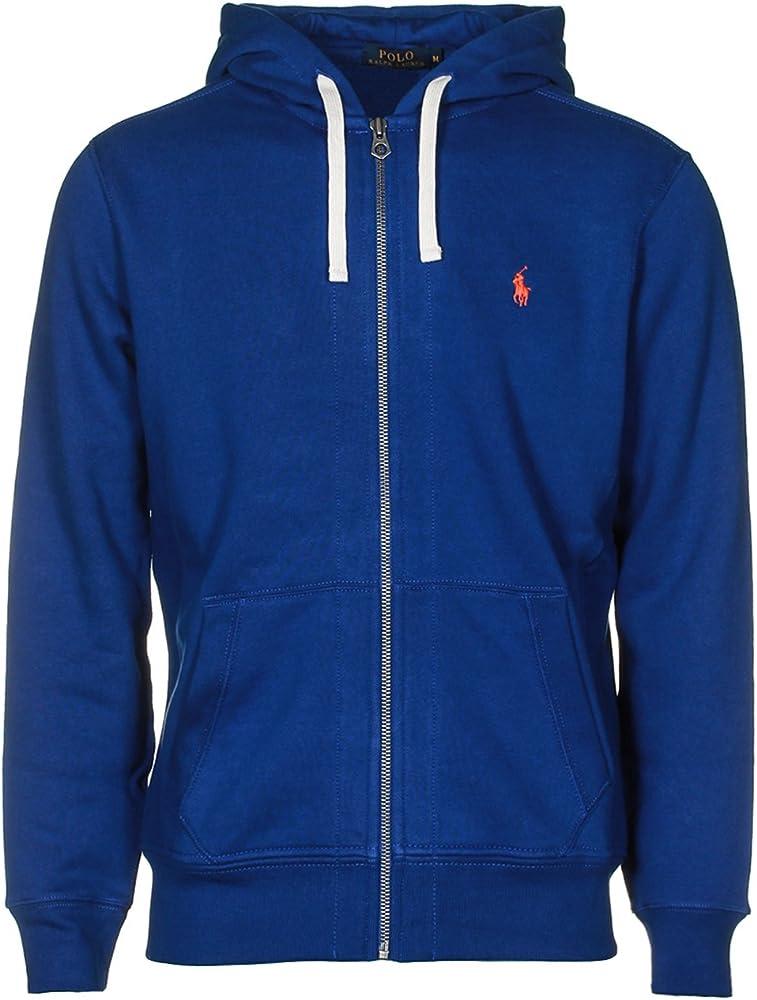 Classic Athletic Polo Ralph Lauren sudadera con capucha azul ...