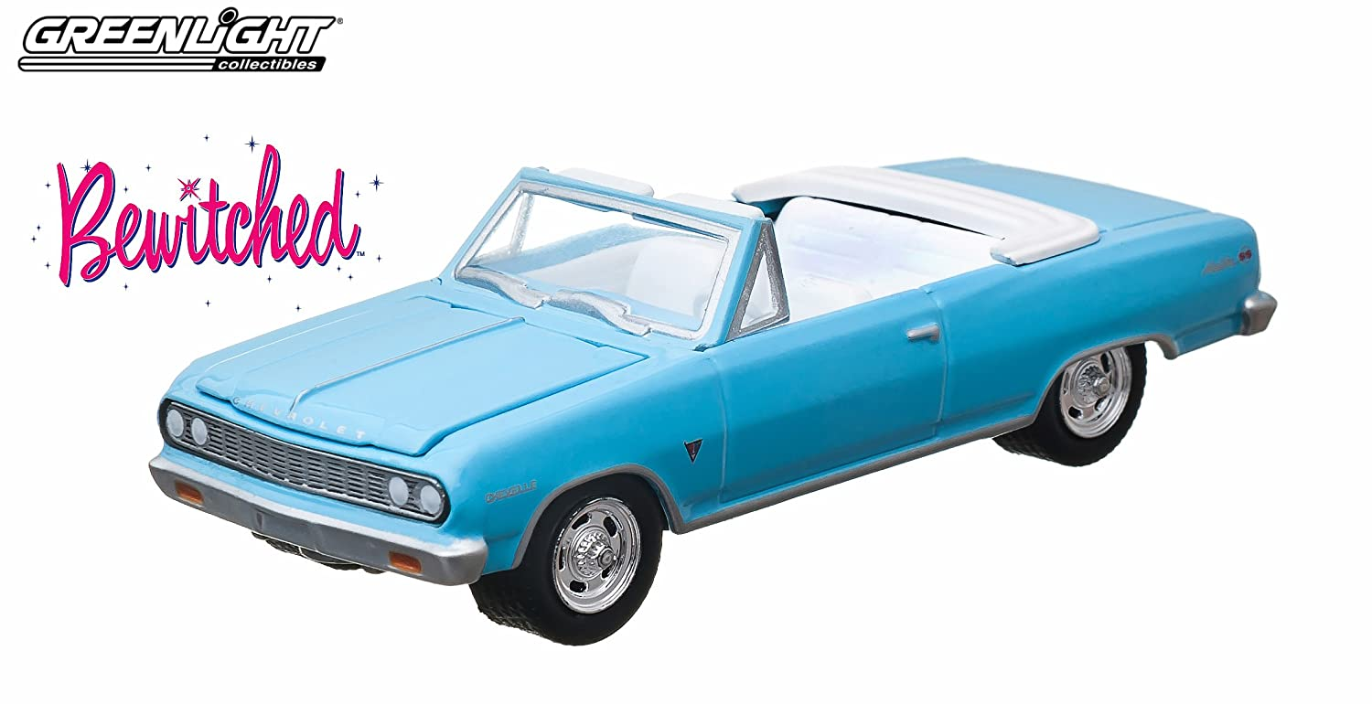 1964 Chevrolet Chevelle Malibu From The Classic Chevy Ss Hello I Have A 64 That Ive Television Show Bewitched Greenlight Collectibles 164 Scale Hollywood Series 6 Die Cast
