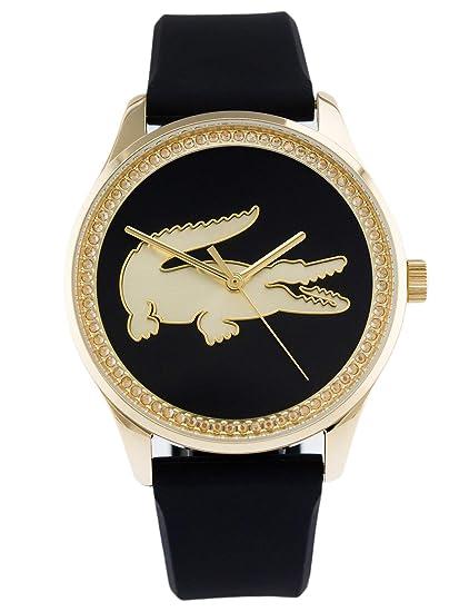Lacoste 2000968 - Reloj analógico de pulsera para mujer: Amazon.es: Relojes