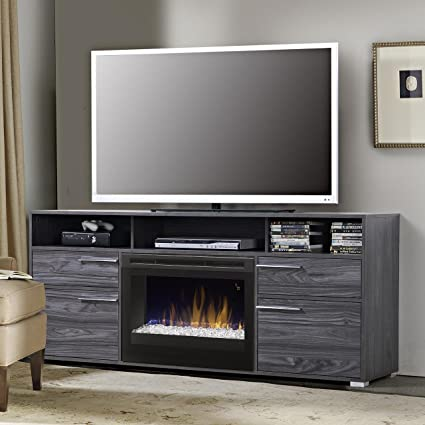 Amazon Com Dimplex Electric Fireplace Tv Stand Media Console