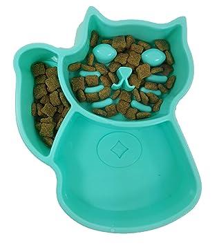 Amazon.com: Katzy Kraft - Cuenco interactivo para mascotas ...