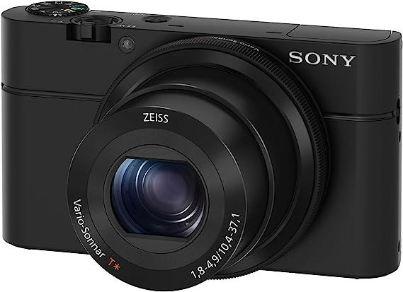 Sony RX100 20.2 MP Premium Compact Digital Camera w/ 1-inch sensor