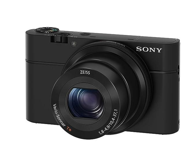 Sony RX100 Premium Compact Digital Camera