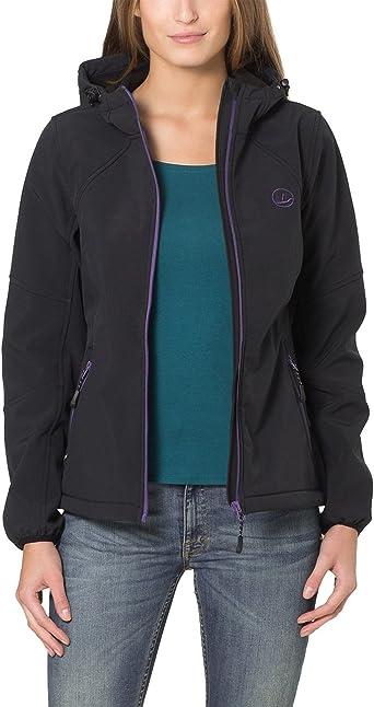 Ultrasport Womens Estelle Softshell Jacket
