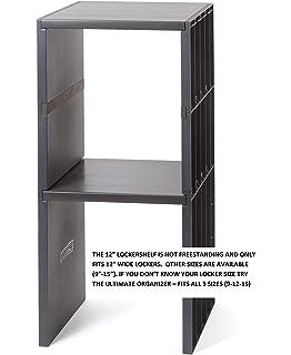 Amazon Com Lockerbones 12 Plastic Pink Locker Shelf
