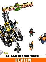 LEGO Batman DC Comics : The Batboat Harbor Pursuit (76034)