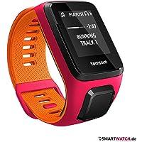TomTom Herzfrequenzmesser Runner 3 Cardio + Music - pink/orange pink (315) S