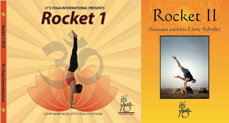 Amazon.com: Its Yoga International Rocket 1 & Rocket 2 ...
