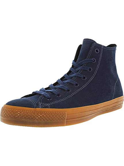 4bc2dc32b09acc Converse Men s Cons Chuck Taylor All Star Pro Skateboarding-Shoes 153492c  Navy Black 14 M US Women  Buy Online at Low Prices in India - Amazon.in