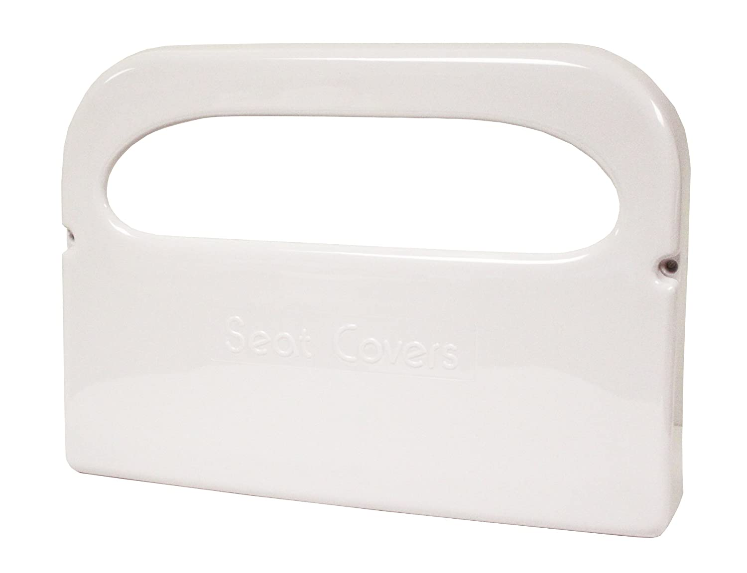 Stupendous Amazon Com 1 2 Fold Toilet Seat Cover Dispenser White Onthecornerstone Fun Painted Chair Ideas Images Onthecornerstoneorg