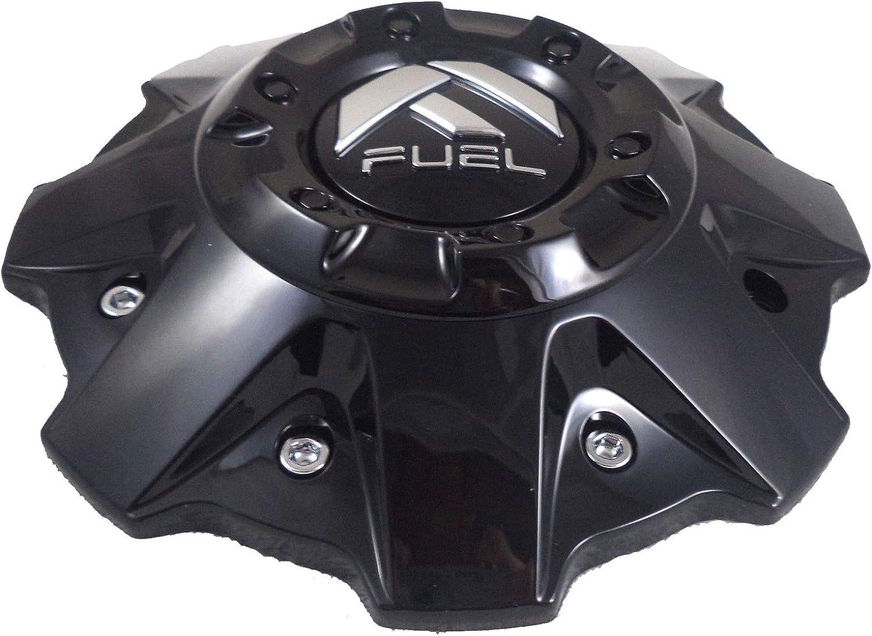 1 Fuel Gloss Black Wheel Center Cap is ONE 1001-79GB