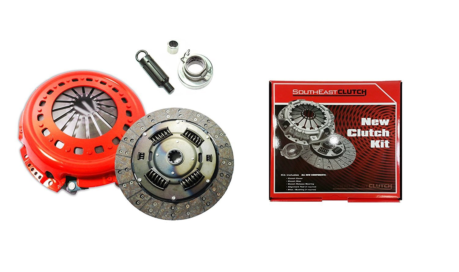 southeast-clutch etapa 2 Kit de embrague Dodge Ram 2500 3500 5.9l Cummins Diesel 6 velocidad: Amazon.es: Coche y moto
