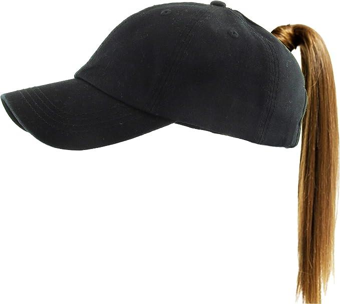 KBETHOS Classic Ponytail Hat Baseball Caps for Women Cotton and Mesh Trucker  Better Made Original Tags cb5b07489379