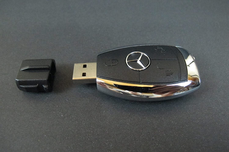 MOJO Mercedes Benz Car Key USB 3.0 Flash Drive /… 32GB