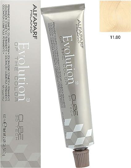 AlfaParf Evolution Tinte Capilar 11,0-60 gr: Amazon.es: Belleza