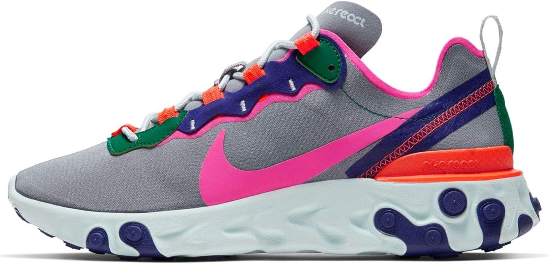 Nike Women's React Element 55 Running Shoes (8)