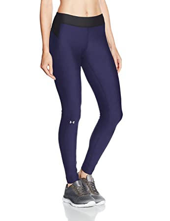 under armour leggings womens. under armour women\u0027s heatgear legging, midnight navy/black, x-small leggings womens i