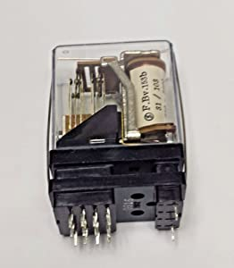CBK Supply - MH4P Omron 4PDT 12VDC relay replacement F.Bv.153-b31/103 Fujitsu: Kenwood & Cb's