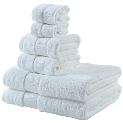 Soft Cotton Bath Sheet Towel Blanket Washcloth Absorbent Thick Face Towels Best