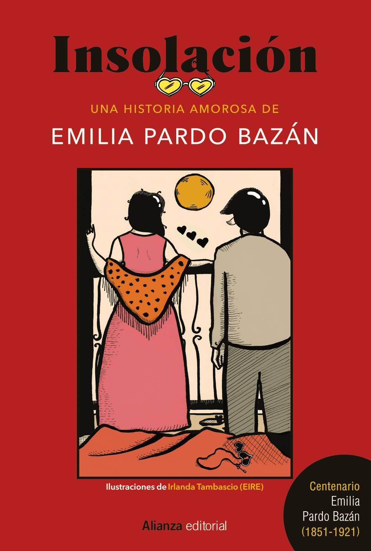 Libros para leer este verano - Insolación, de Emilia Pardo Bazán