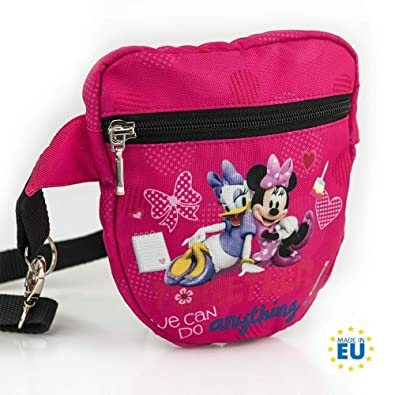 Image Unavailable. Image not available for. Colour  Disney Minnie Mouse  MINNIE DAISY COLLECTION fashion pink belt bag ... 29eec89f8145e