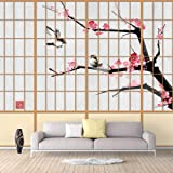 Wallpaper Stick And Peel Japanese