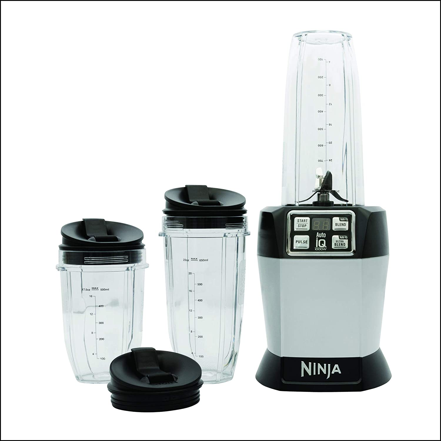 Nutri Ninja Auto-IQ One Touch Blender