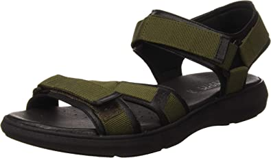 Geox U Goinway B, Sandales Bout Ouvert Homme