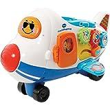VTech Baby 80-503104 - Tut Baby Flitzer - Frachtflugzeug