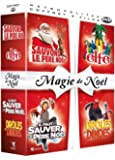 Magie de Noël : Sauvons le Père Noël + Elfe + Il faut sauver le Père Noël + Drôles de dindes