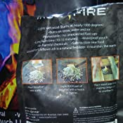Amazon.com: InstaFire Granulated Fire Starter, All Natural ...