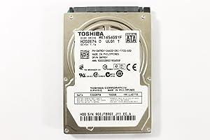 "Dell M7RDY MK1656GSYF 2.5"" SATA 160GB 7200 C/F Toshiba Laptop Hard Drive Latitude D630"