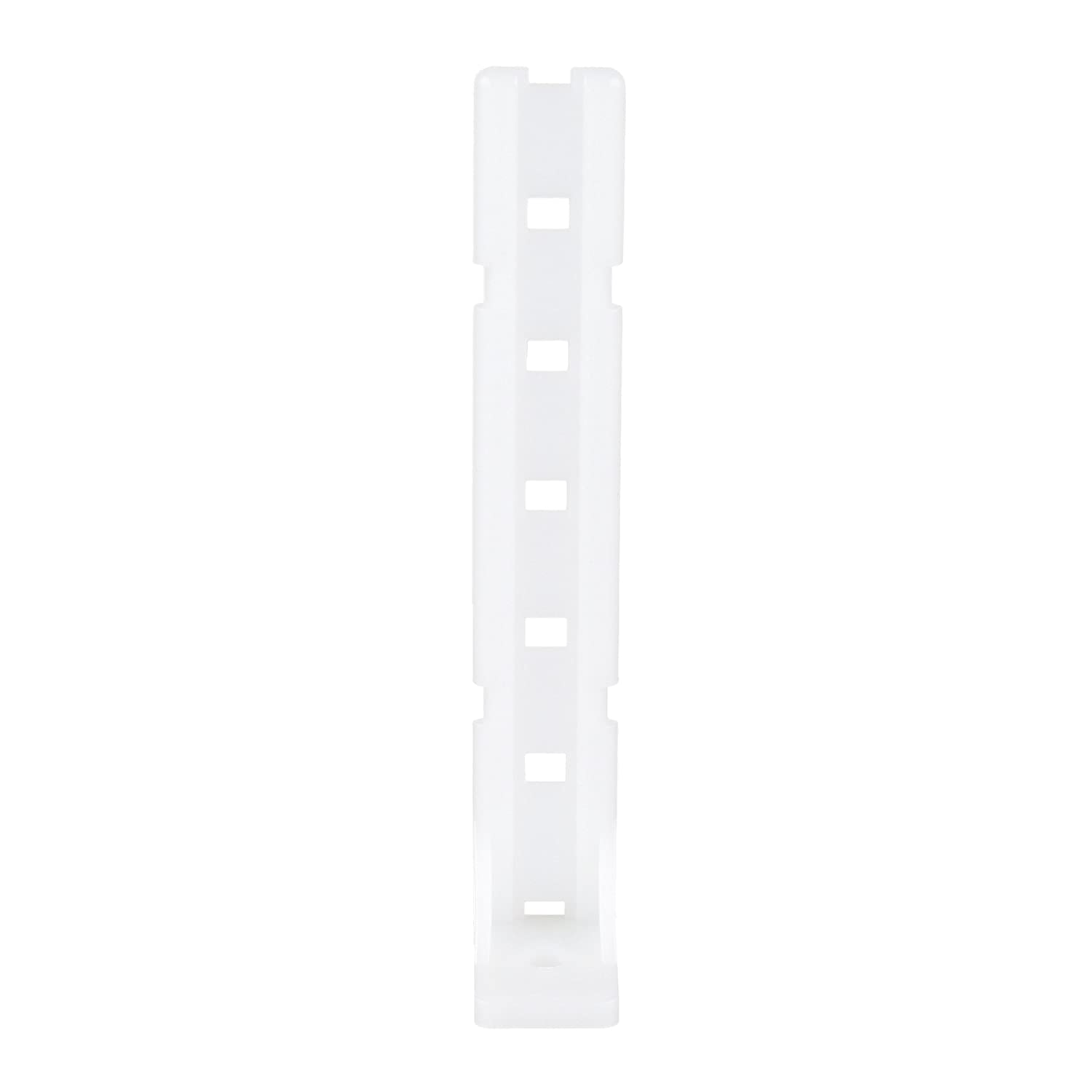 Panduit PP1S S10 X Pan Post Standoff Cable Tie Mount Nylon 6.6 2 Inch Natural 10 Pack