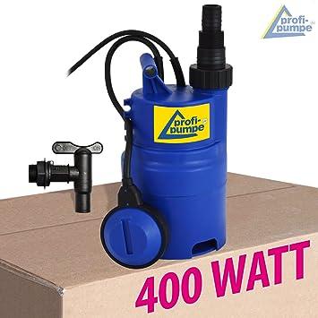 Water Pump Submersible Pump for Water Butt Rain Barrel Rain