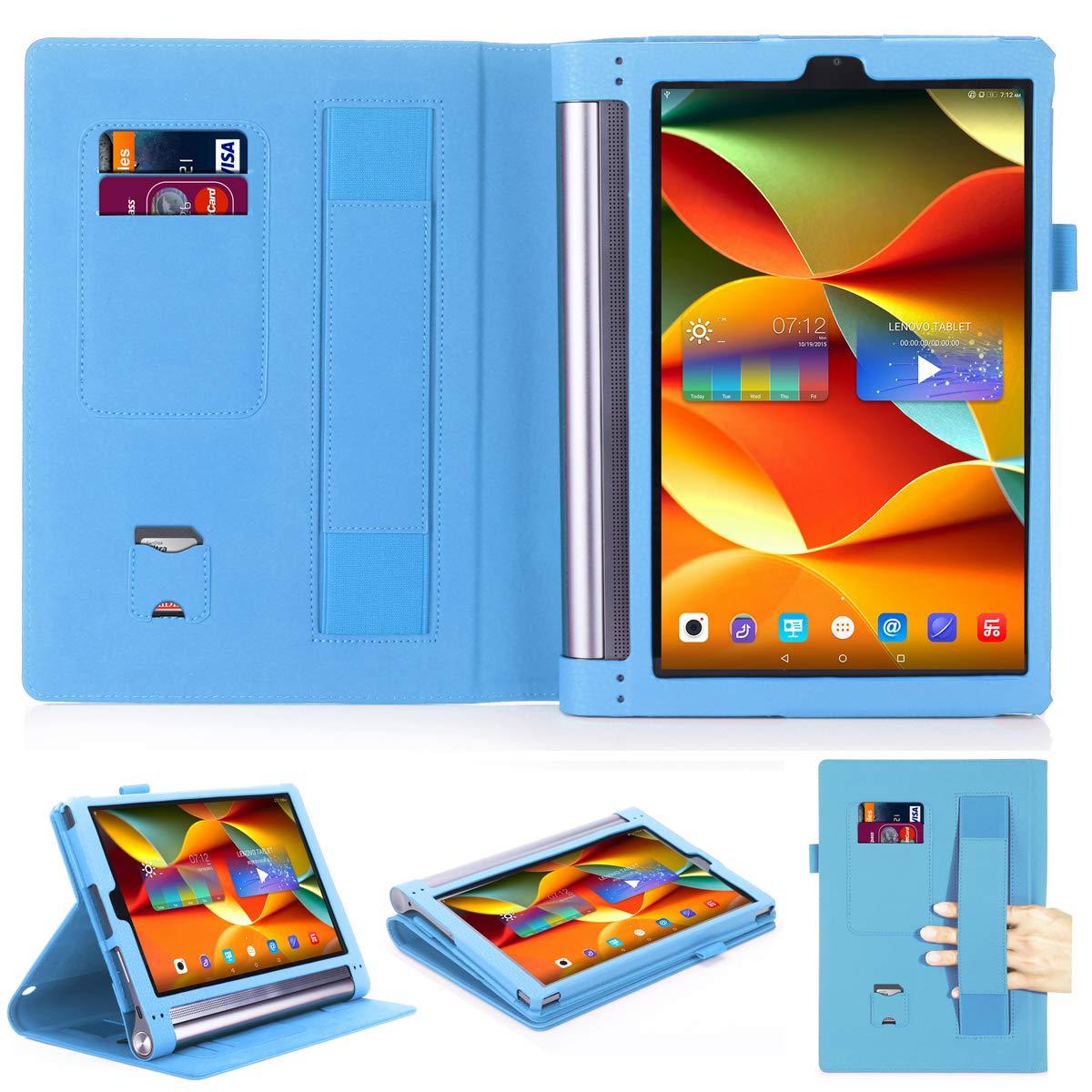Tonycase - Funda para Tablet Lenovo Yoga Tab 3 Plus y Lenovo Yoga Tab 3 Pro 10 X90F YT3-X703F de 10,1