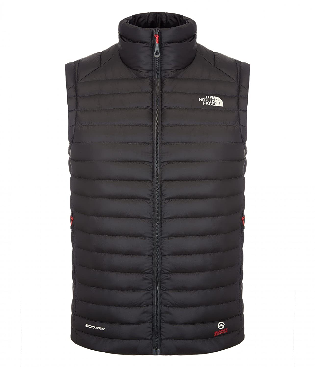 The North Face M Quince Vest - TNF Black - XS - Mens warm versatile Summit  Series  down vest  Amazon.co.uk  Clothing 457becd6c