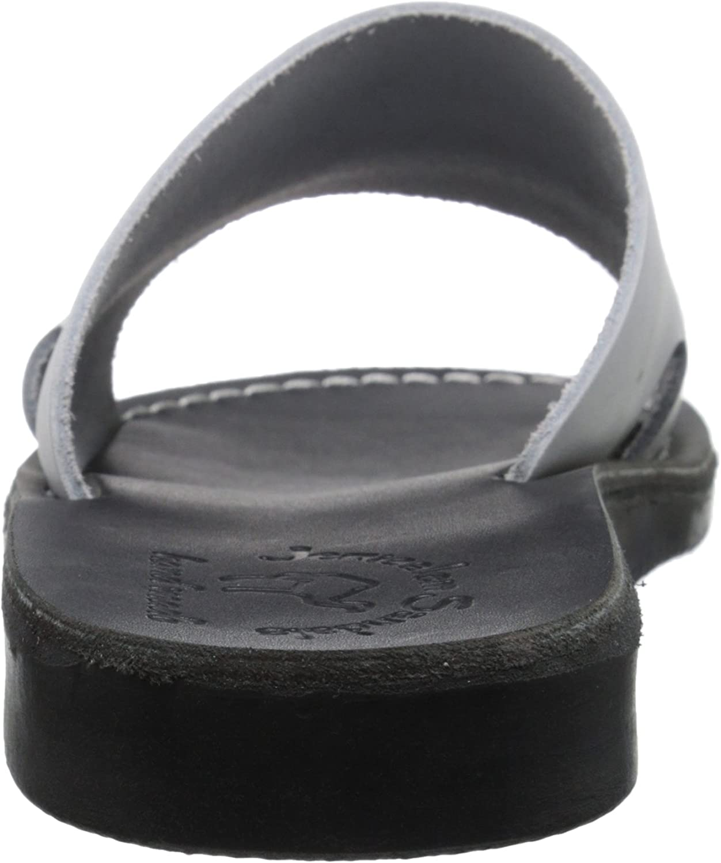Jerusalem Sandals Mens Bashan Slide Sandal