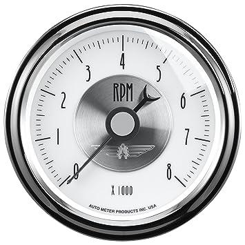 amazon com auto meter 2098 prestige pearl 3 3 8\