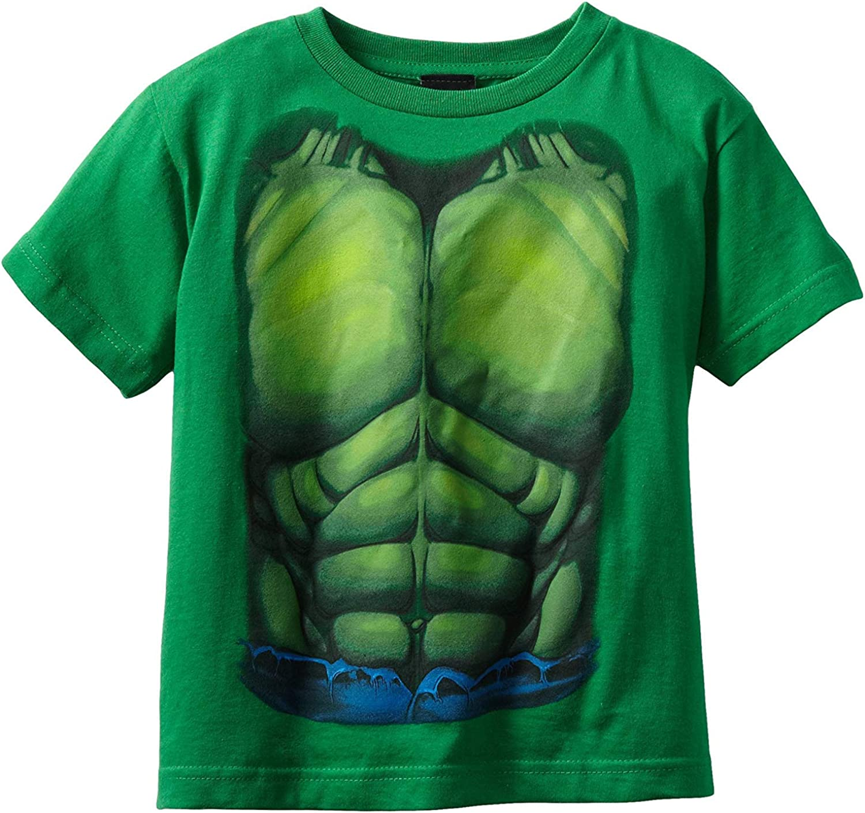 INCREDIBLE HULK smash costume muscles tee t-shirt MENS SMALL