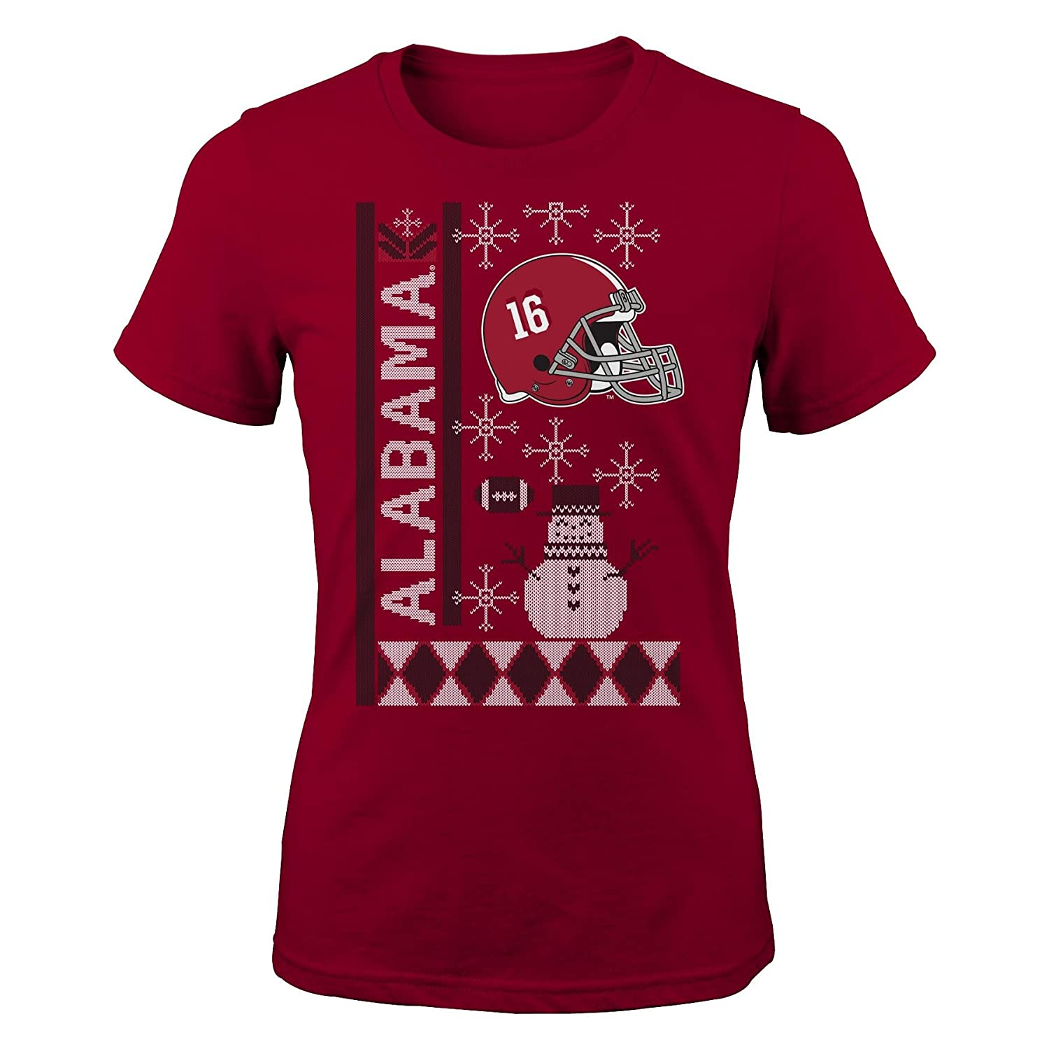 新しい到着 NCAA Large season半袖Tee Girls 7 – 16 B01MA26M31 Alabama tis the season半袖Tee Large Alabama Crimson Tide B01MA26M31, KOBEYA SPORTS WEB SHOP:c7d1d586 --- a0267596.xsph.ru