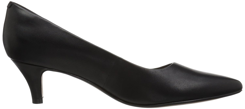 CLARKS Women's Linvale Jerica Pump B078G96F31 085 W US|Black