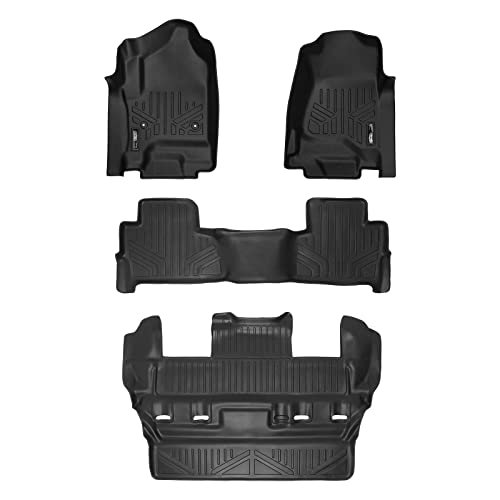Gmc Yukon Floor Mats Amazon Com