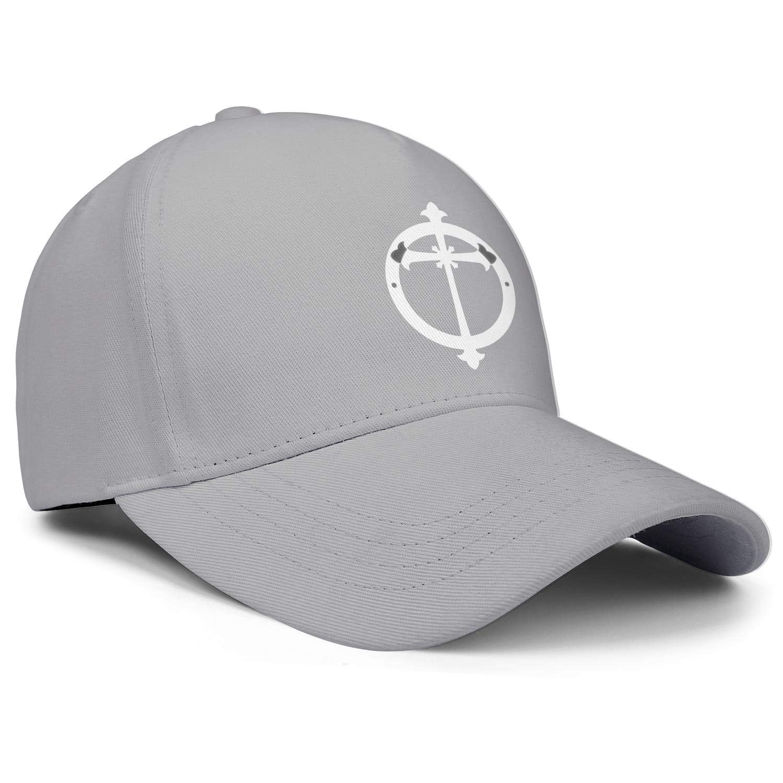 T-Rex Grilles Grille Logoz L1013 Men Womens One Size Trucker Caps Visor Flat Hats