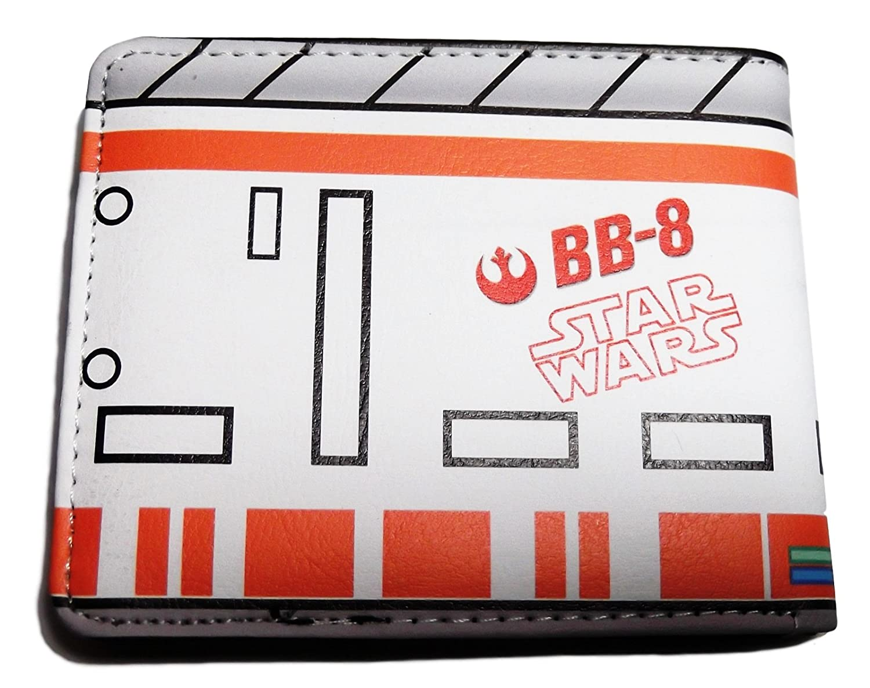 Star Wars BB-8 Robot Character Bi-Fold Wallet
