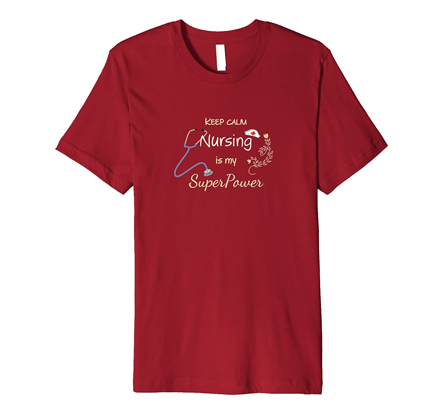 Nurse tshirts for women-Teevkd