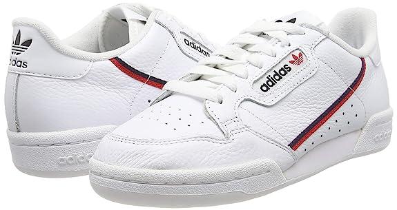 adidas Herren Continental 80 G27706 Sneaker